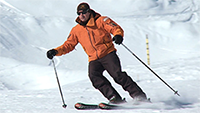 ski, skating