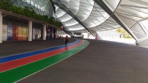 Singapore National Stadium Sports Hub