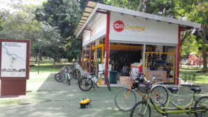 Punggol Park Bike Rental Cycling Lesson