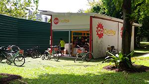 Punggol Park Bike rental